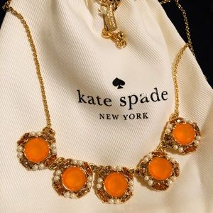 kate spade Jewelry - Kate Spade Belle Fleur Necklace